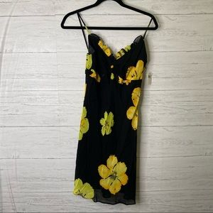 🌈 ABS NWT floral tank dress